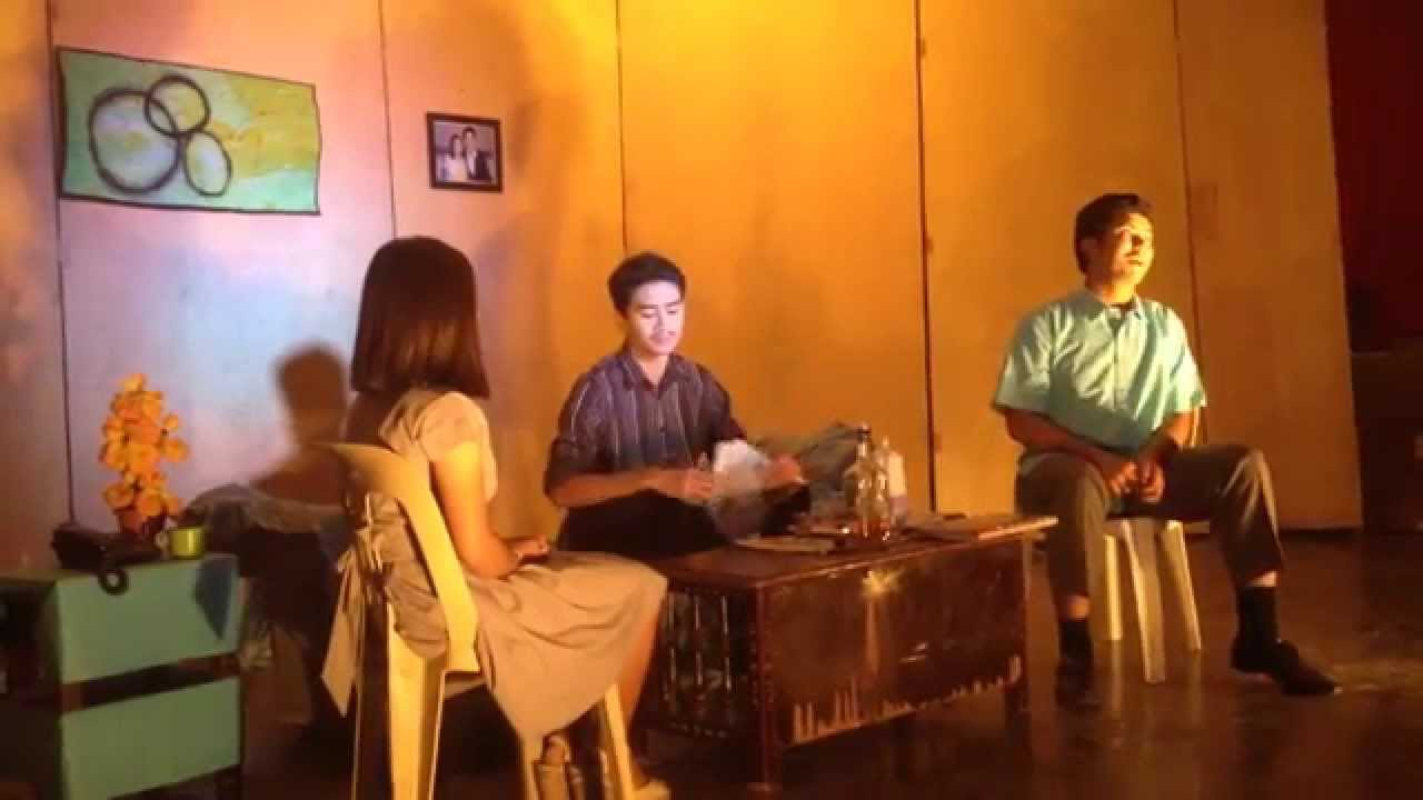 A Literary Analysis on Manuel E. Arguilla's Short Story and Wilfrido Ma. Guererro's One Act Play