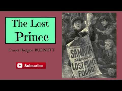 The Lost Prince  by Frances Hodgson Burnett - Audiobook
