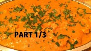 Video Part 1/3 - CHETTINAD JHINGA (South Indian Prawn Curry) - Steven Heap download MP3, 3GP, MP4, WEBM, AVI, FLV Mei 2018