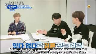 (Super TV) Super Junior conclusion for the day , Donghae is the most problematic guy! 😂😂