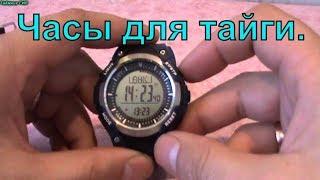 Подробный обзор часов SUNROAD FR826A  Тесты, настройки мнение.