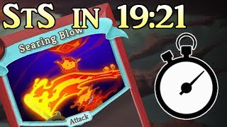 Slay the Spire Speedrun in 19:21 (Ironclad) [Stream Highlight]