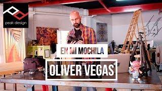 En mi mochila: Oliver Vegas