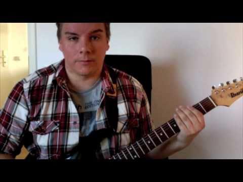 RI-002 • Satisfaction (Rolling Stones) Intro/ Anfänger Lektion für Gitarre