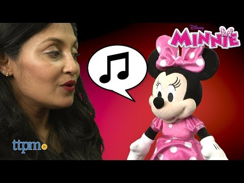 Singing Minnie From Just Play