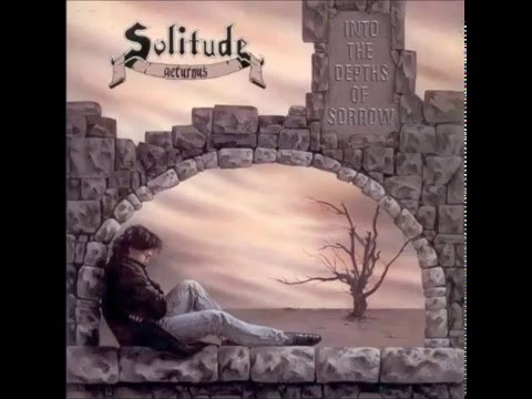 Solitude Aeturnus - Into The Depths Of Sorrow (full album 1991)
