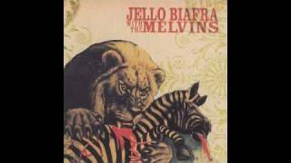 Jello Biafra with The Melvins - Never Breathe What You Can't See - 07 - Enchanted Thoughtfist