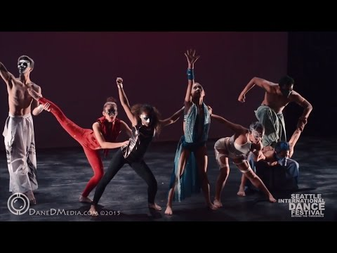 J.M.P Dance Company || Elemental War || 2015 Voice Arts Awards Nominee: Spoken Word/Story Telling