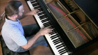 Original Rags by Scott Joplin | Cory Hall, pianist-composer