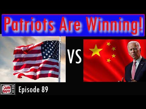 America vs The Left - The Patriots Are Winning!  Episode 89