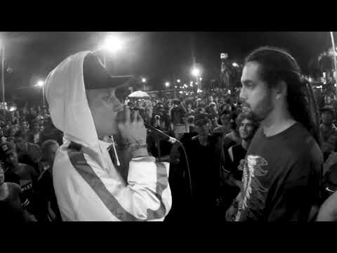 Samurai vs Nauí MOVNI - Final + Freestyle do Campeão - Batalha do Relógio (Taguatinga/DF) - 2017