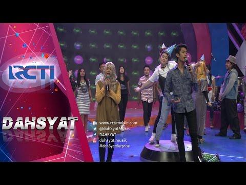 Cover Lagu Ram Ft. Amaira Helve Jangan Sesali Dahsyat 10 Jan 2017