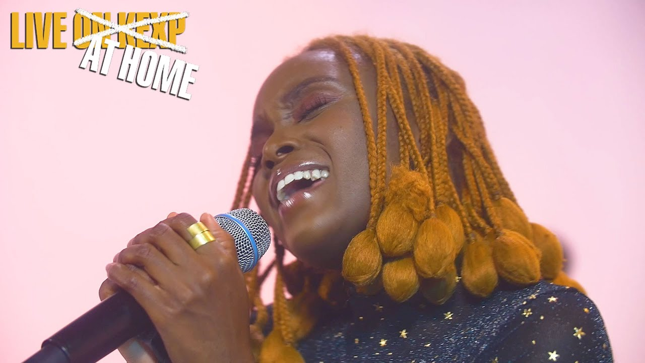 Download Falana - Performance & Interview (Live on KEXP at Home)