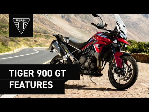 The New Triumph Tiger 900 GT Review and Insights