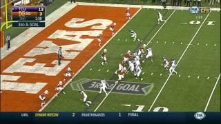 TCU at Texas Football Highlights | 2014 Big 12 Football Highlights