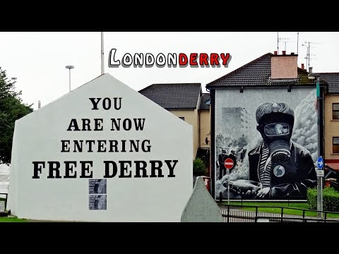 Derry, Northern Ireland - Travel Around The World | Top best places to visit in Derry