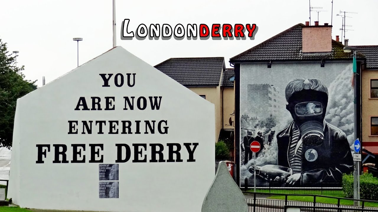 Derry, Northern Ireland - Travel Around The World | Top best places to visit in Derry