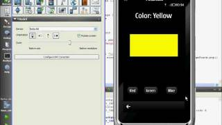 Button Qt Quick Components for Symbian Part 1 of 2