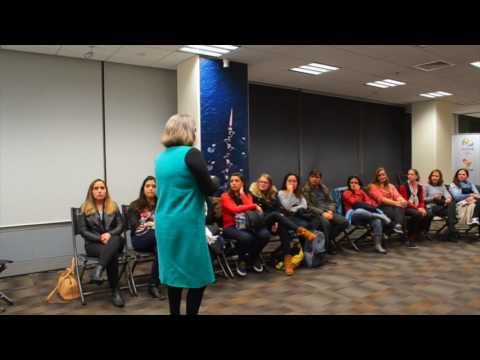 English pronunciation workshop for Brazilians by Cristina Schumacher