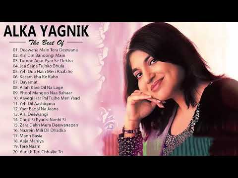 Alka Yagnik New Songs 2019 - LATEST BOLLYWOOD HINDI SONGS 2019 | Best Of Alka Yagnik Collection