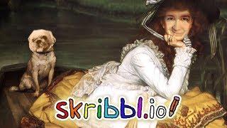 HWSQ #75 - Lasst uns KONVERSATION machen :D ● Let's Play Skribbl.io