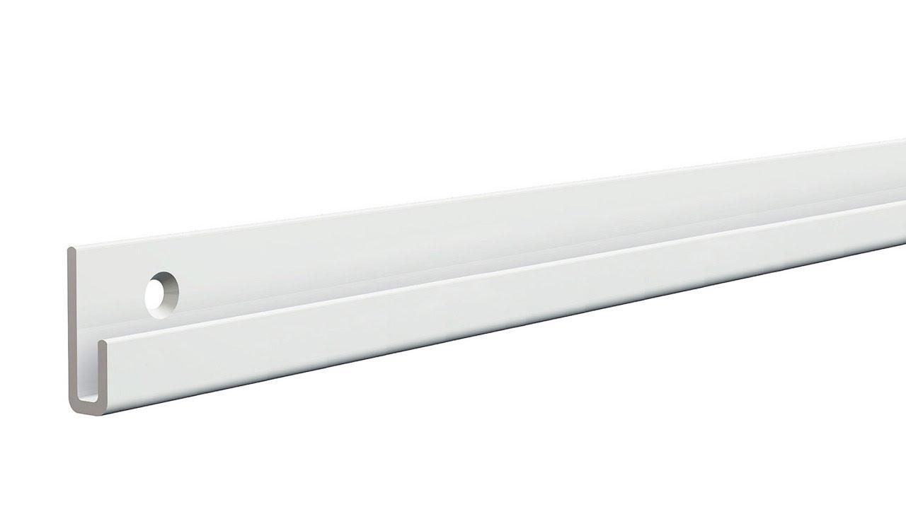 Sistema per appendere quadri classic rail youtube for Appendere quadri senza chiodi ikea