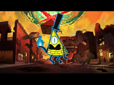 Bill Cipher | Stronger Than You Parody Cover Redux | (2000 Subscriber Special)
