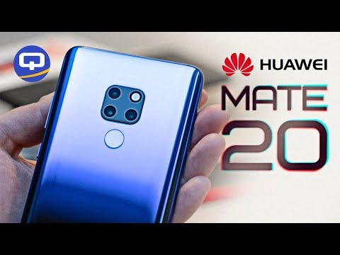Обзор Huawei Mate