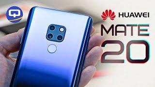 Обзор Huawei Mate 20.  / QUKE.RU /
