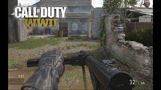 SPRAY THEM | Call of Duty WW2 [Online] [#1]