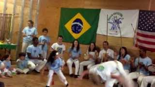 Ninja plays Monitora Gata Brava, Instructor Escravinho & CM Pardal  ASCAB Batizado 2013