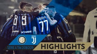 INTER 1-1 JUVENTUS | HIGHLIGHTS | Nainggolan and Cristiano Ronaldo with the goals!