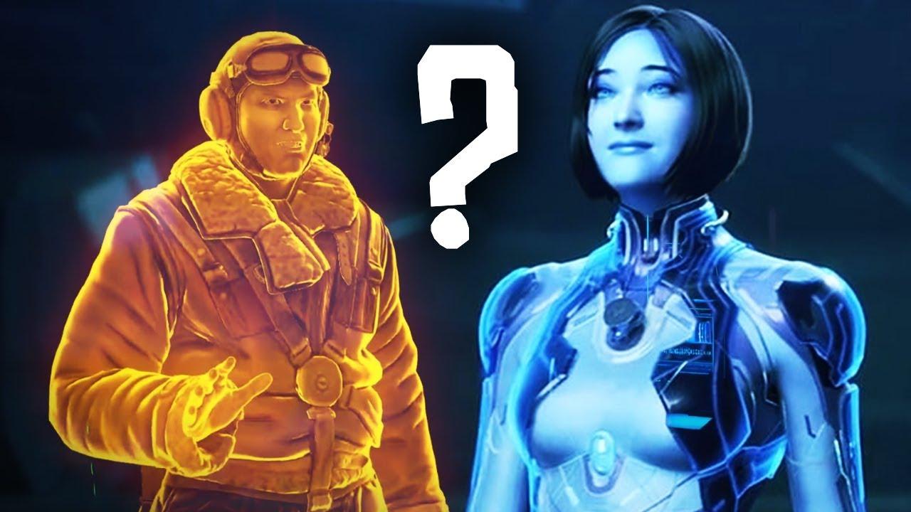 Halo Club - Will Roland Join Cortana in Halo 6? Locke Vs Chief AGAIN in  Halo 6?