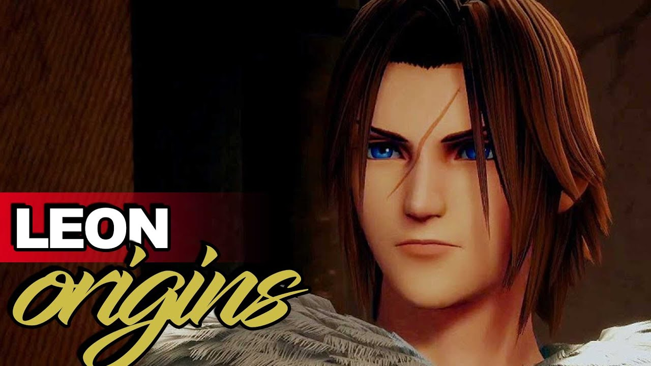 Kingdom Hearts Lore ► Leon's Origins Explained