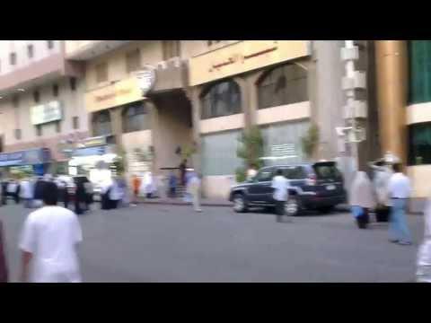 Makkah hotel guide near haram by Ali Arabi