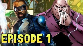 Black Lightning Episode 1 Nerdgasm and Easter Eggs | Black Lightning and Comics Explained