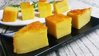 Bánh Đậu Xanh Nướng | Công thức chuẩn để có bánh đậu xanh nướng vàng đẹp và cực thơm