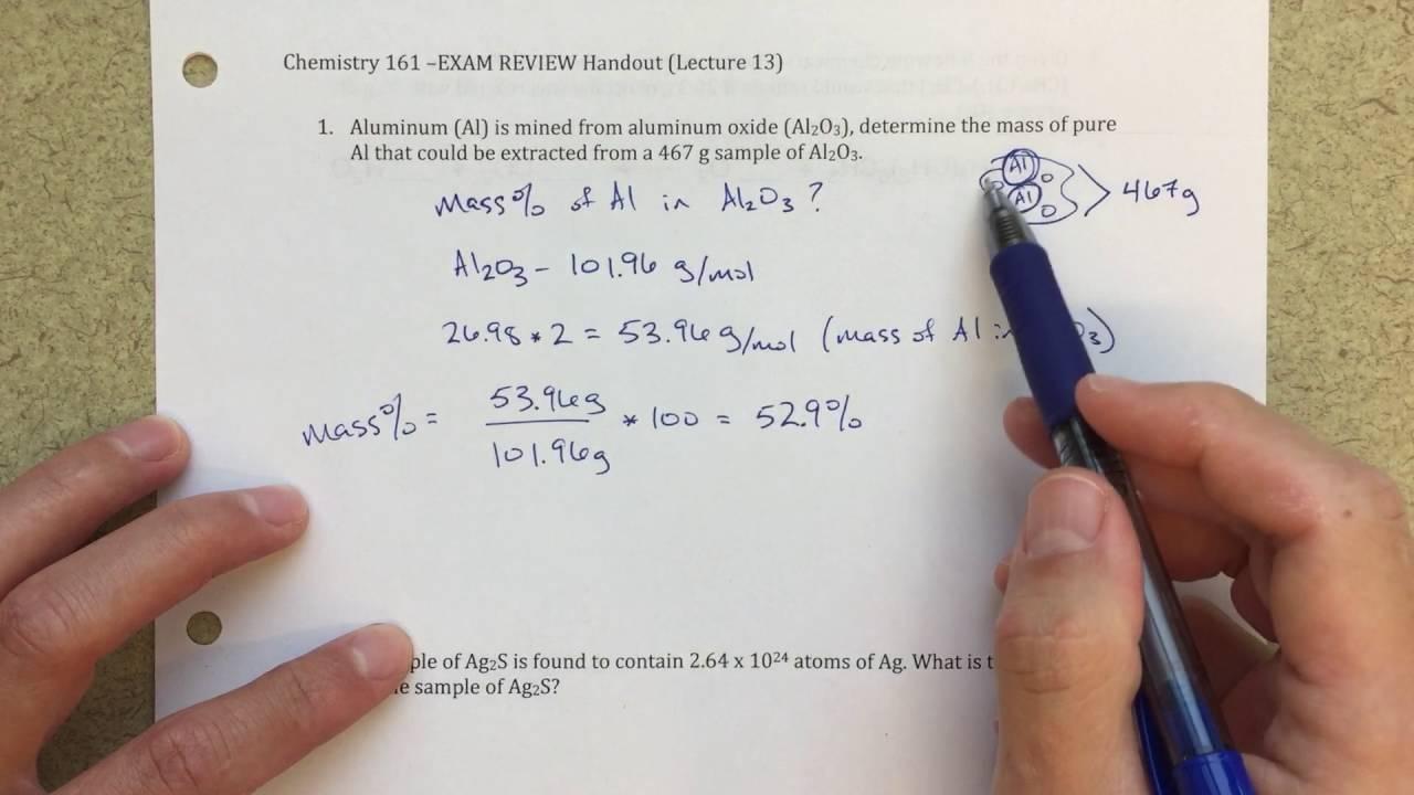 unit 1 chemistry vce exam pdf