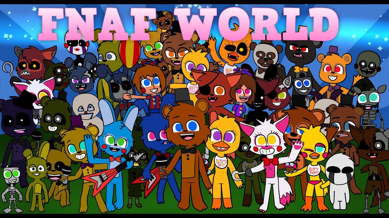 Download fnaf world full version.