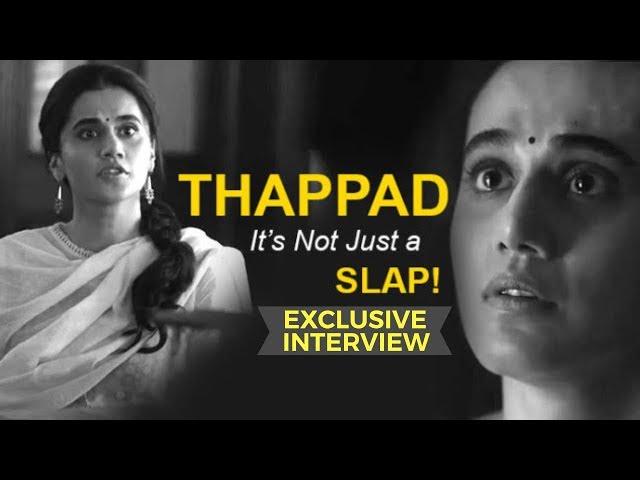 Thappad Trailer | Taapsee Pannu Boyfriend I Thappad's Anti-Violence vs the VIOLENCE in Bigg Boss