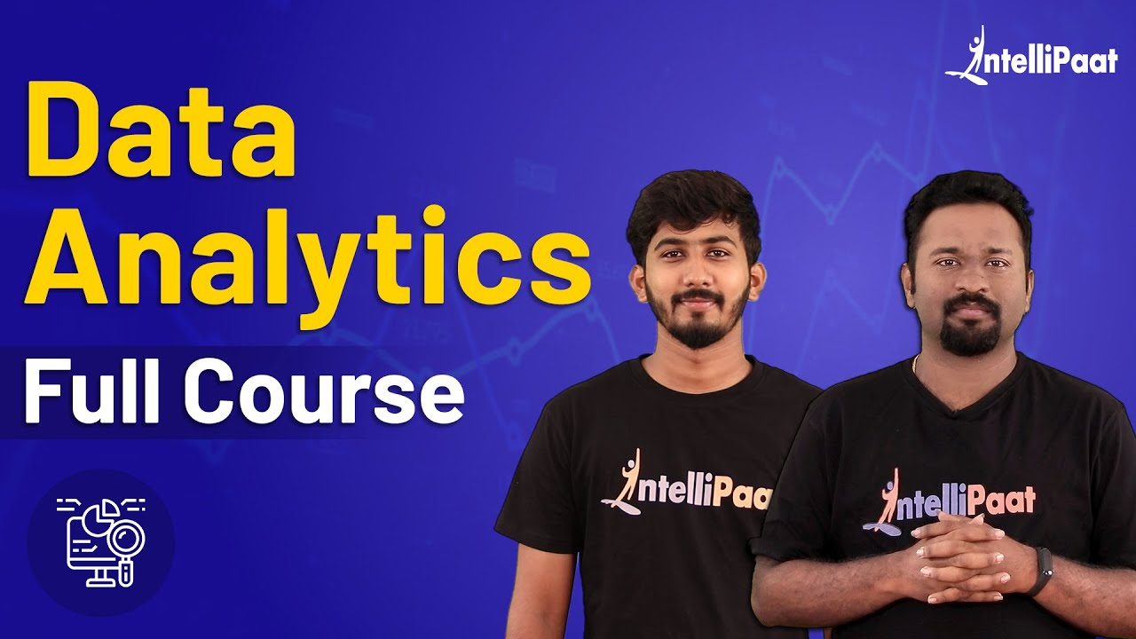 Data Analytics for Beginners | Data Analytics Training | Data Analytics Course