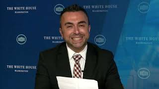 White House virtual conversation; Building vaccine confidence in the Arab American community.Part  3
