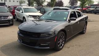 2018 Dodge Charger GT | All Wheel Drive | Super Track Pak | MA11560 | Edmonton | Crosstown Chrysler