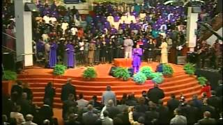 "Walk On By Faith (DVD) - Bishop Paul S. Morton & The FGBCF Mass Choir, ""Let It Rain"""