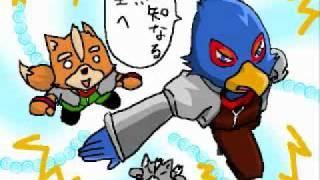 Falco takes on Purubaka