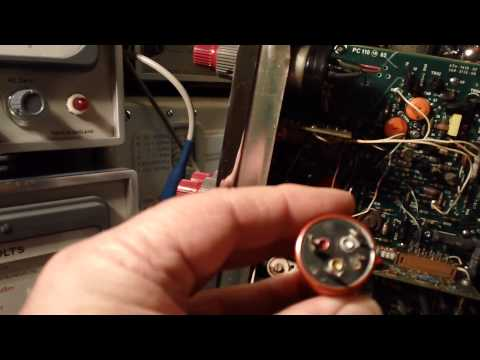 Test Equipment 2: Telequipment And Marconi TFs