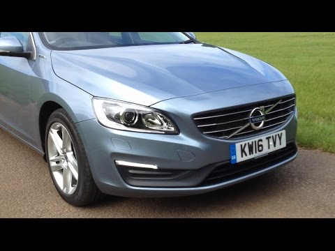 GKL Plug in Hybrid Vehicles Guide - Volvo V60 Diesel PHEV