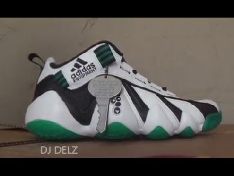 adidas Originals EQT Keyshawn Johnson Key Sneaker Review + On Foot With @DjDelz