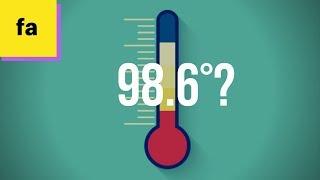 Baixar Is a healthy person's temperature always 98.6ºF?