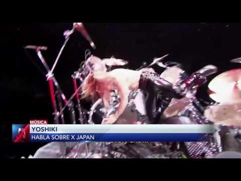 Yoshiki Hayashi visita la CDMX y nos habla sobre X Japan